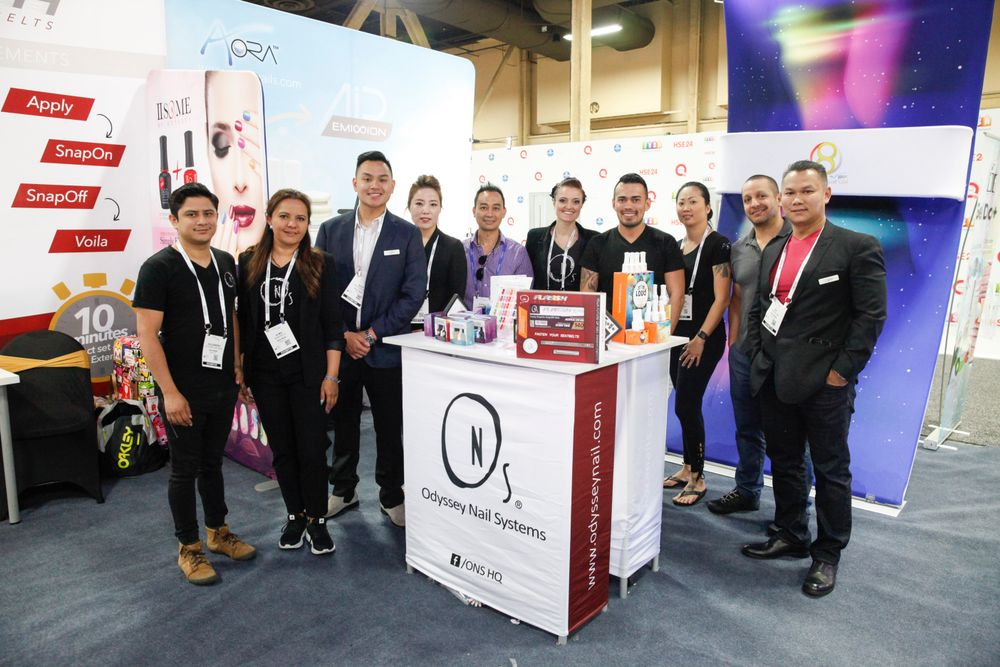 <p>Team Odyssey Nail Systems</p>