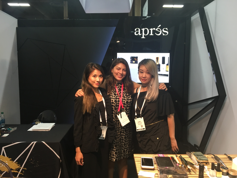"<p>Apres Nail introduced Gel-X nail tips on the show floor and on <a href=""http://www.instagram.com/nailsmagazine"">@nailsmagazine</a>'s Instagram live</p>"