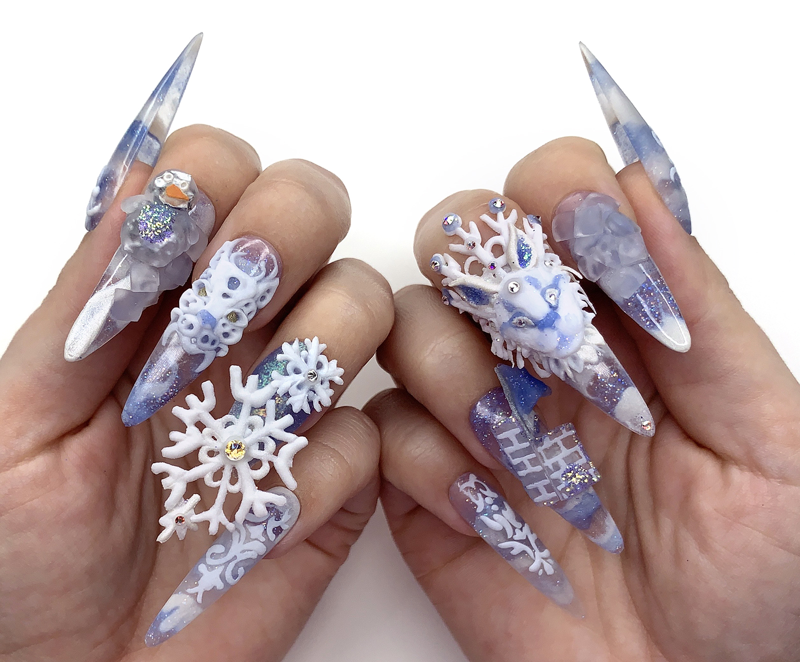 NTNA S. 6 Challenge 6: Ice Carnival (Carly)