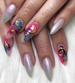 <p>Samantha Cedergren<br />The Nail Studio, <br />Coconut Creek, Fla.<br />@samanthalanettenails</p>