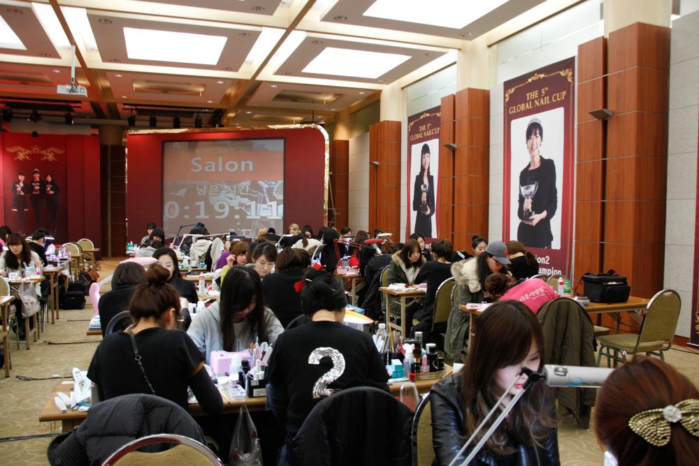 <p>Salon Success competition</p>