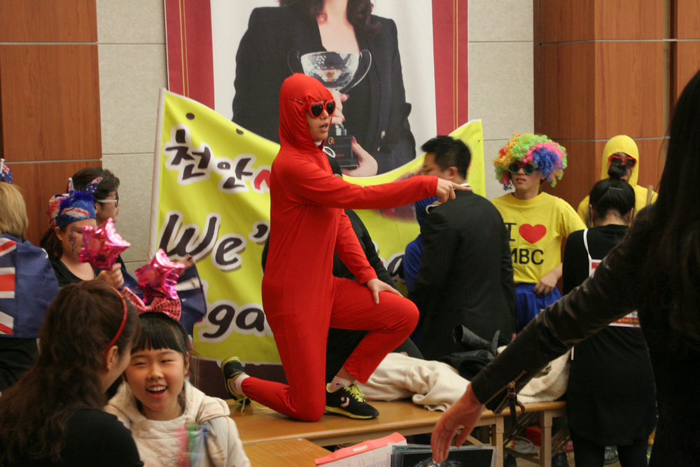 <p>MBC Academy Beauty School won the spirit award for their energy and spunk during the Team Relay.</p>