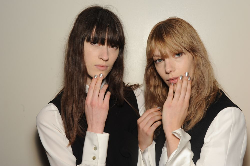 <p>butter LONDON Diamond Geezer brought nails to life at Creatures of the Wind.</p>