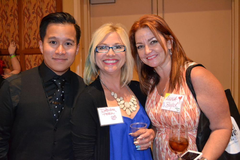 <p>John Nguyen, Deborah Perrin, Anna Boyer</p>