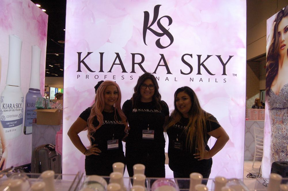 <p>The Kiara Sky team.</p>