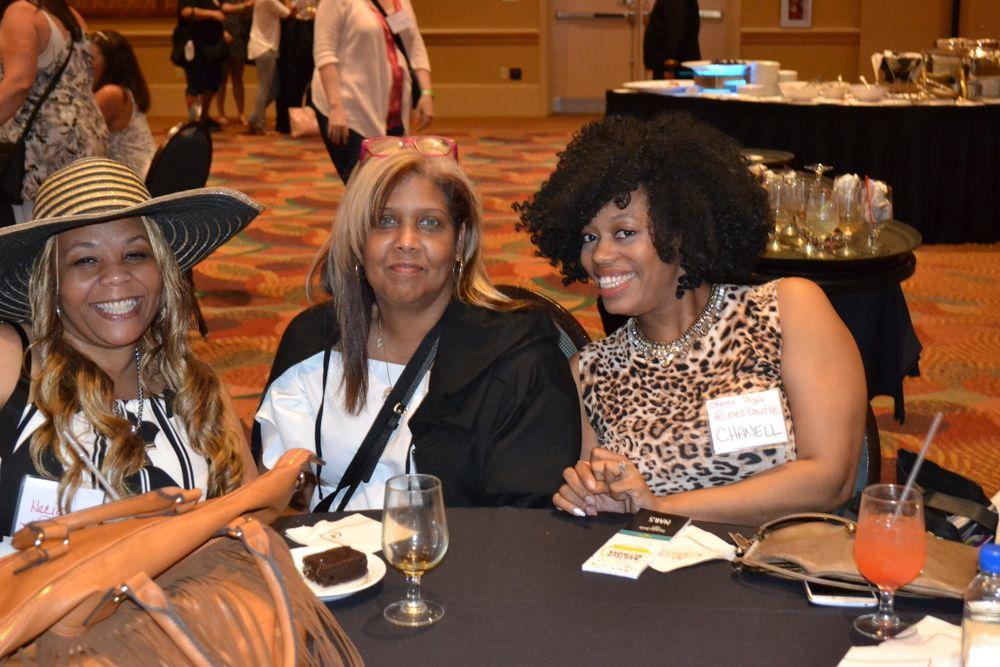 <p>Janiese Newton (Necie),Tracey Martin<em>, </em>Chanell Boyd</p> <p>&nbsp;</p> <p>&nbsp;</p>