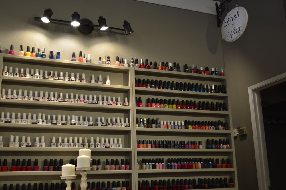 <p>NailZ &amp; Co. in Cotati, Calif.</p>