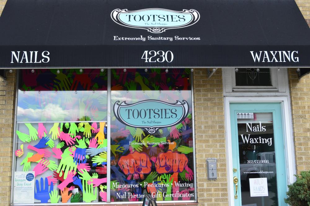 <p>Tootsies in Denver</p>