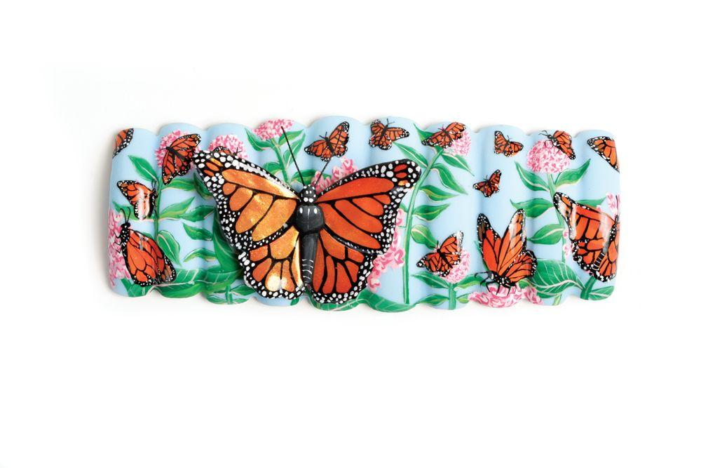 <p>Kadee Brown<br />Onalaska, Wis. <br />Title: Butterflies</p>
