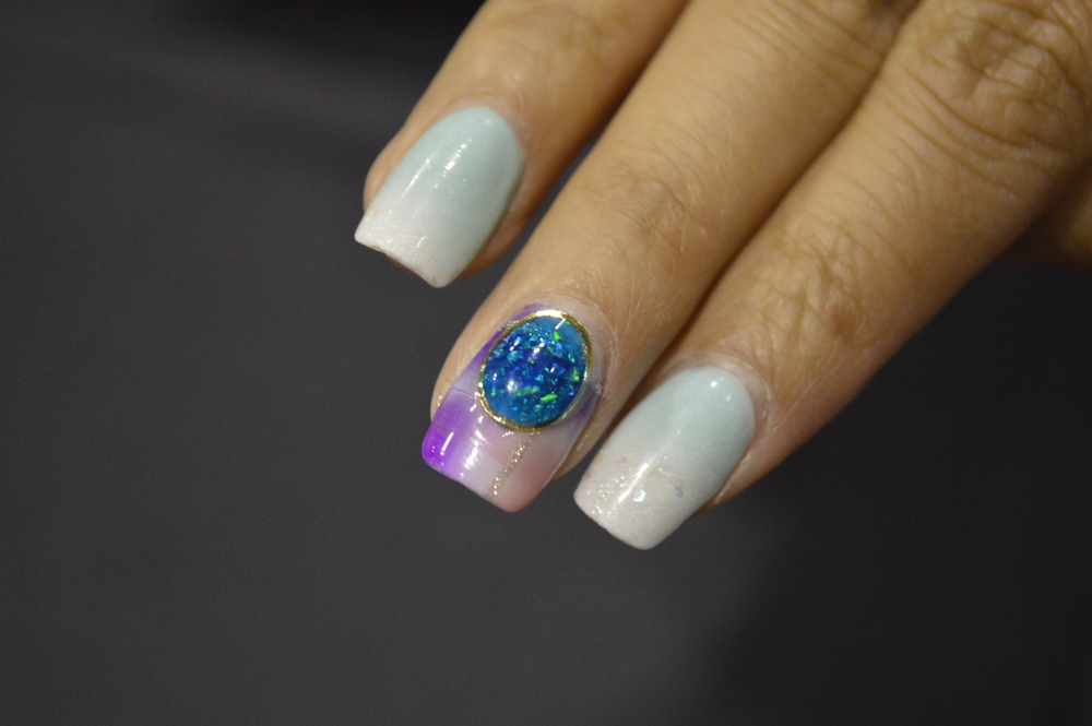 <p>The finished Gem Gel demo from Kokoist. </p>