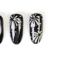 Putting On the Glitz: Holiday Nail Art Designs