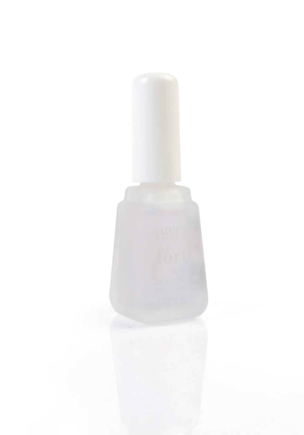 "<p>Cuccio Forte Nail Strengthener<br /><a href=""http://www.cuccio.com"">www.cuccio.com</a><br /><br /></p>"