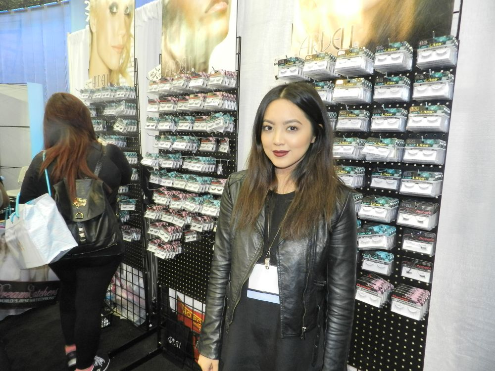 <p>Ardell's Jade Munson enjoyed a successful show.</p>