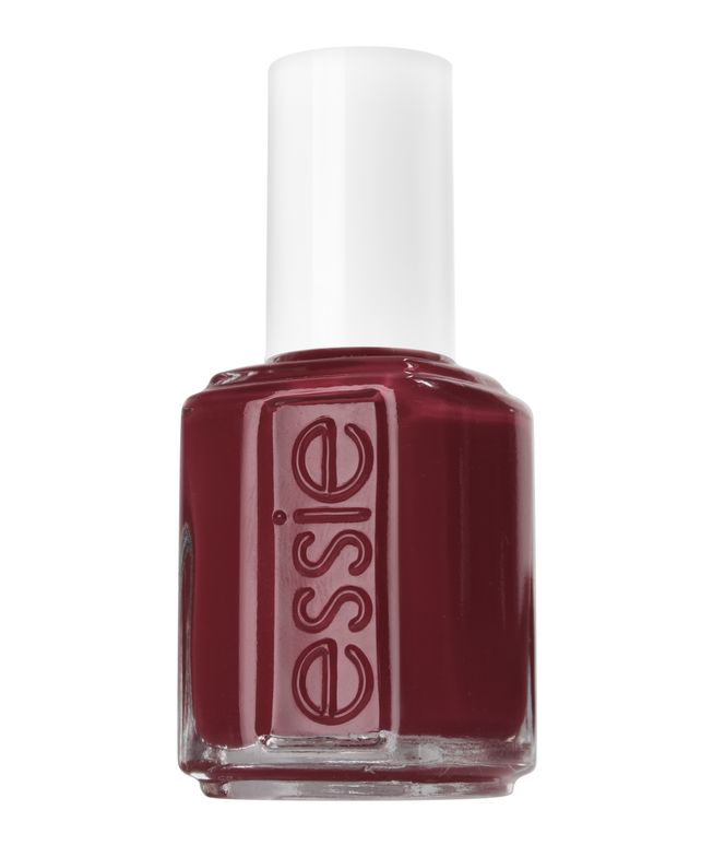 <p>Essie in Downtown Brown.</p>