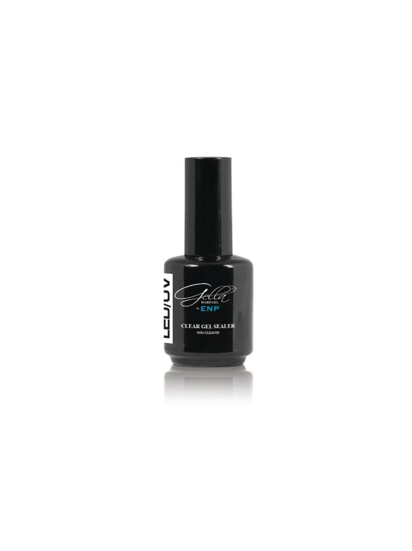 "<p>A new formulation of the Gella hard gel sealant from <a href=""http://www.eznails.net/"">ENP</a> can be used on acrylics and gels to prevent discoloration and provide the perfect finish.</p>"