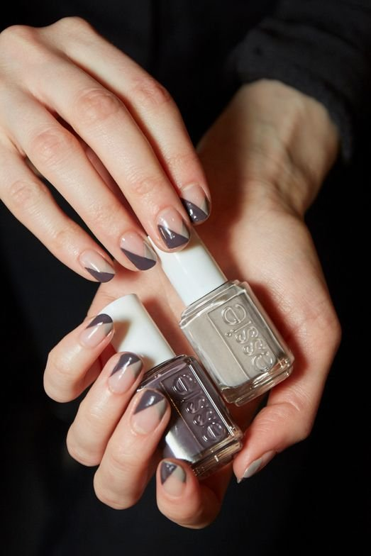 <p>Essie for Jenny Packham. <strong>PHOTO CREDIT: Sam Kimfor essie</strong></p>