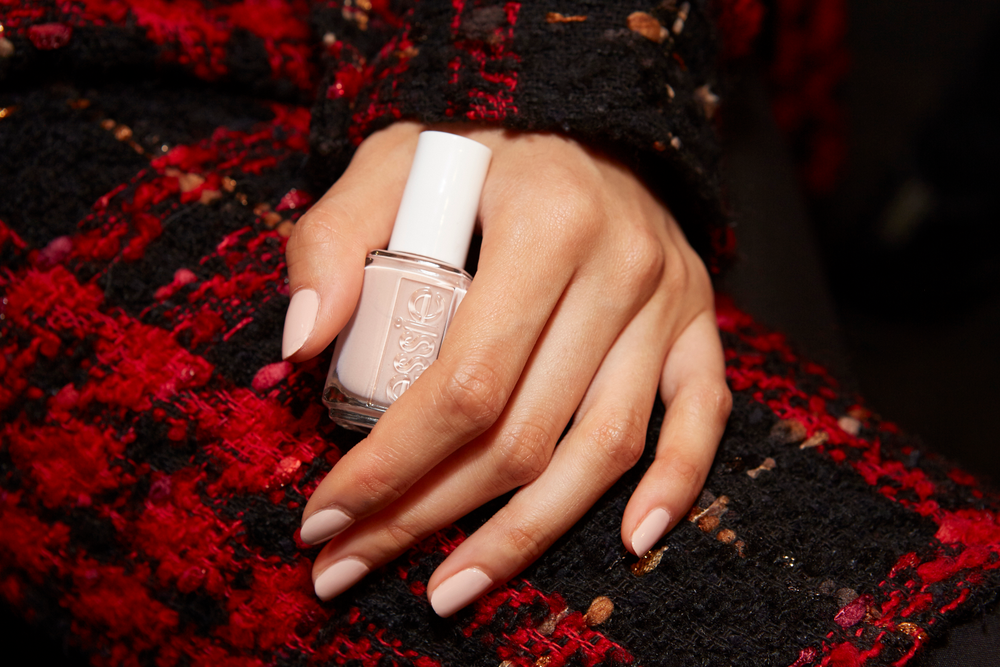 <p>Essie for Joanthan Simkhai. <strong>PHOTO CREDIT: Jonathan Pozniak for essie</strong></p>