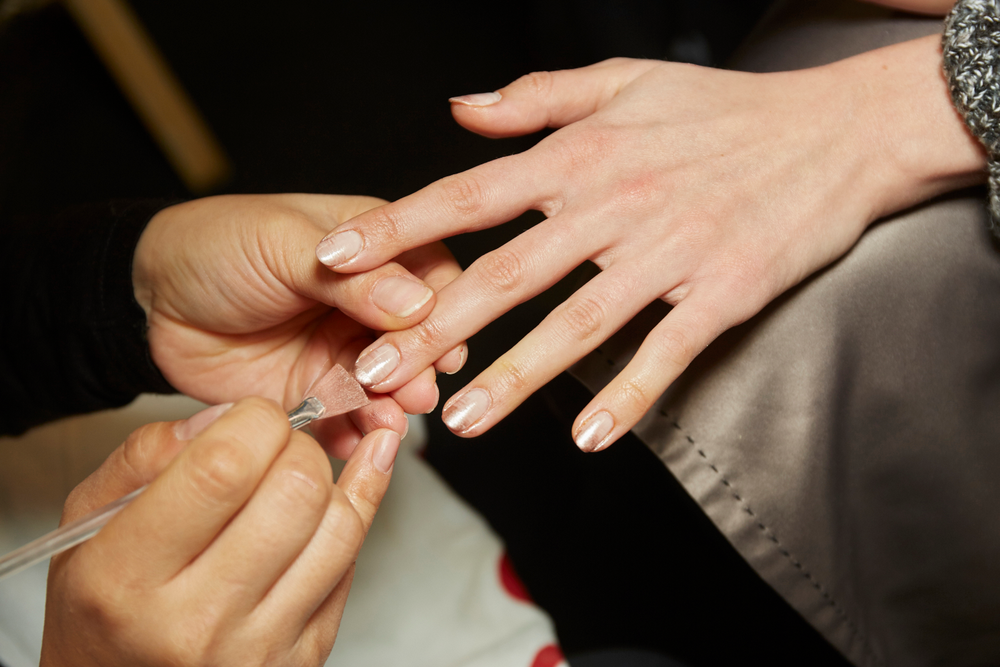 <p>Essie for Michael Costello. <strong>PHOTO CREDIT: Sam Kim for essie</strong></p>