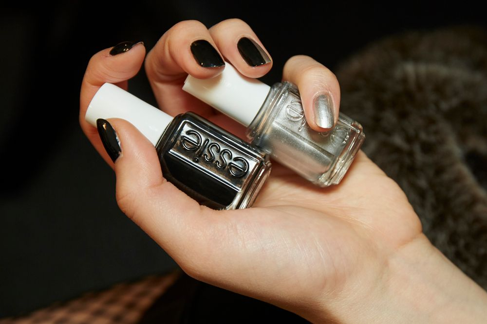 <p>Essie for Monse. <strong>PHOTO CREDIT: Sam Kimfor essie</strong></p>