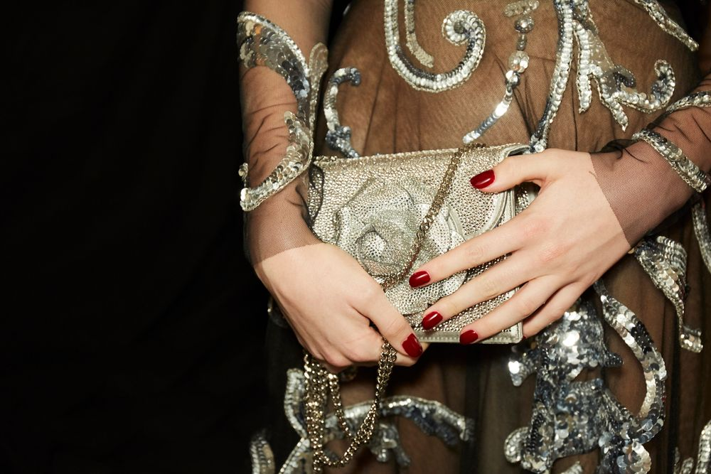 <p>Essie for Oscar de la Renta. (Courtesy of Essie).</p>