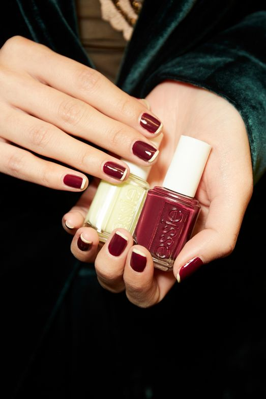 <p>Essie for Tanya Taylor. (Courtesy of Essie).</p>