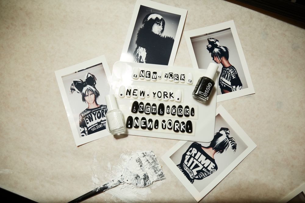 <p>Essie for Jeremy Scott, courtesy of Essie</p>