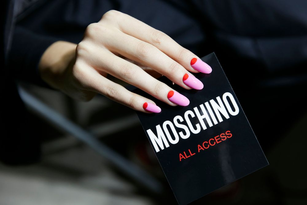<p>Essie for Moschino. (Courtesy of Essie).</p>