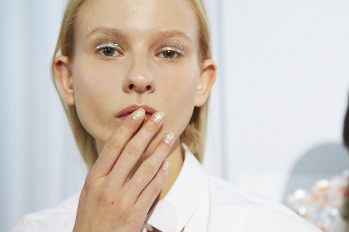 <p>Essie for Delpozo</p>