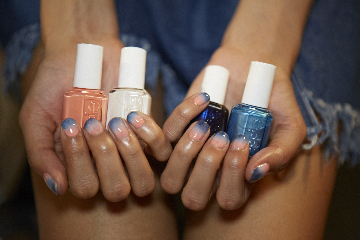 <p>Essie colors used at Rebecca Minkoff.</p>