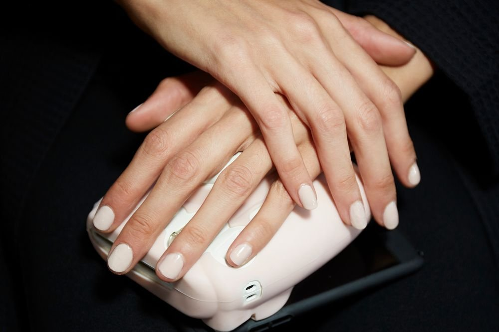 <p>Essie for Alexander Wang.</p>