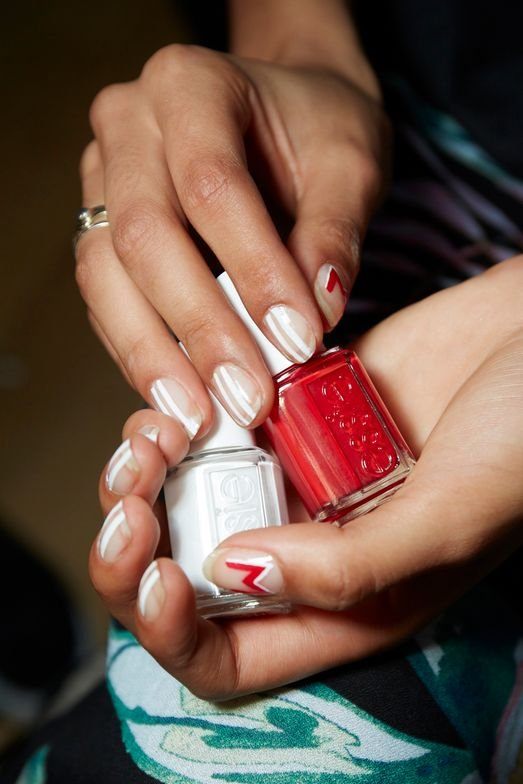<p>Essie for Monse.</p>