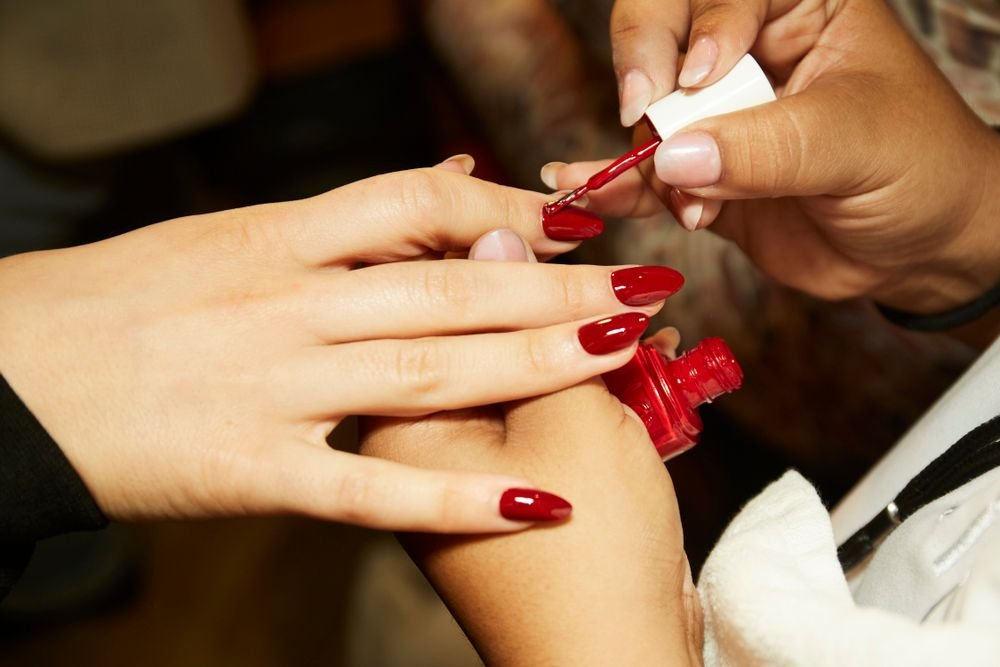 <p>Essie for Opening Ceremony</p>