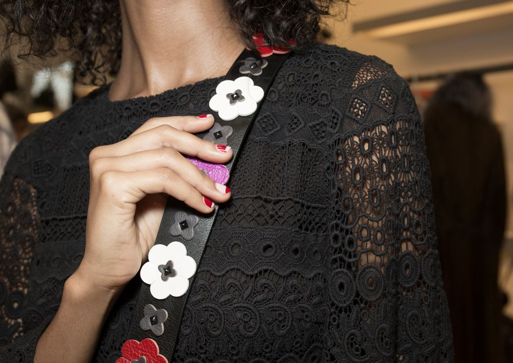<p>Essie for Rebecca Minkoff.&nbsp; <strong>PHOTO CREDIT: Sam Kim for essie</strong></p>