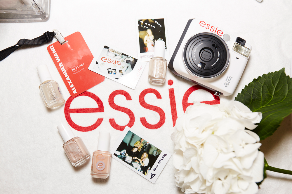 <p>Essie for Alexander Wang. PHOTO CREDIT: Sam Kim&nbsp;for essie</p>