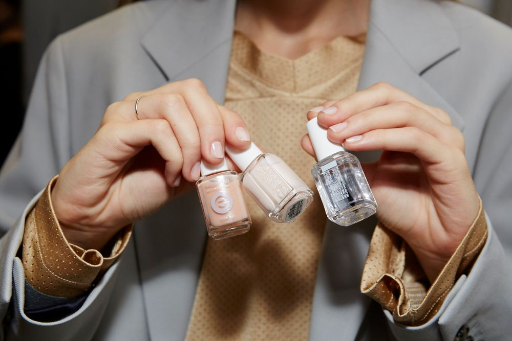 <p>Essie for Band of Outsiders. <strong>PHOTO CREDIT:&nbsp;Jonathan Pozniak for essie</strong></p>