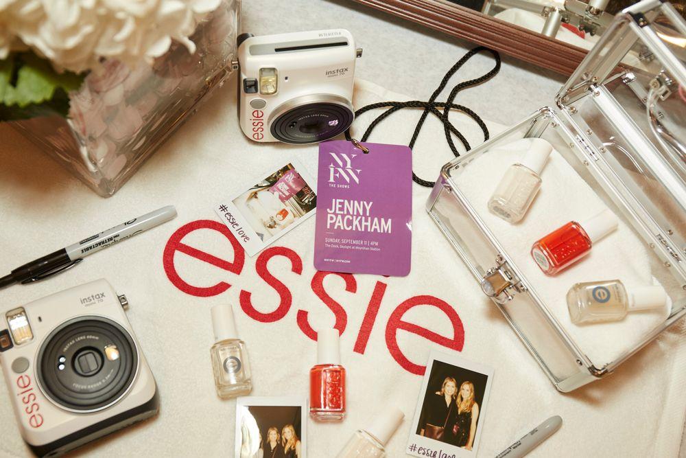 <p>Essie for Jenny Packham. PHOTO CREDIT: Sam Kim&nbsp;for essie</p>