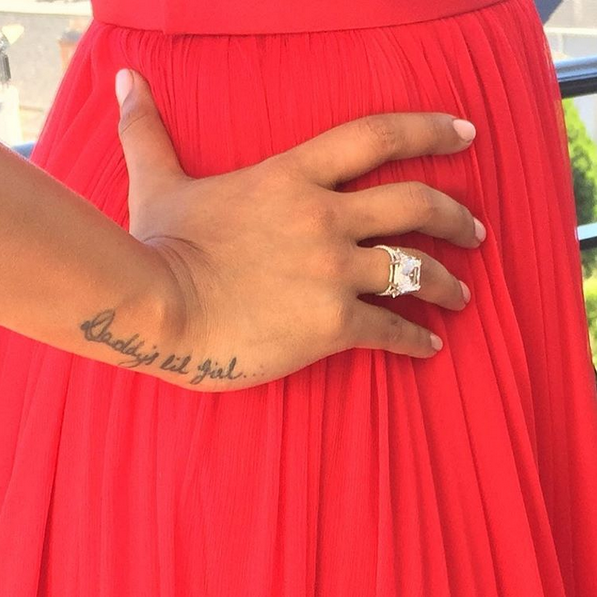 <p>Priyanka Chopra opted for Essie Gel Couture in Fairy Tailor. Jolene Brodeur did her nails for the Emmys.</p>
