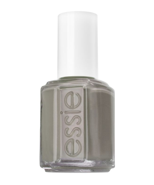 <p><strong>Essie</strong> Chinchilly is a sleek beige-grey.</p>