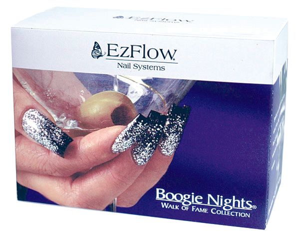 <p><strong>2006 Favorite Design/Colored Acrylics:&nbsp;EZ Flow Nail Systems <br />Boogie Nights Kits</strong></p> <p>2nd: Creative Nail Design Custom Blending Kit<br />3rd: OPI Products Absolutefx Chromatones Precision Color Powders<br />4th: NSI Technailcolor<br />5th: Star Nail International Prismatix Glitter Powder</p>