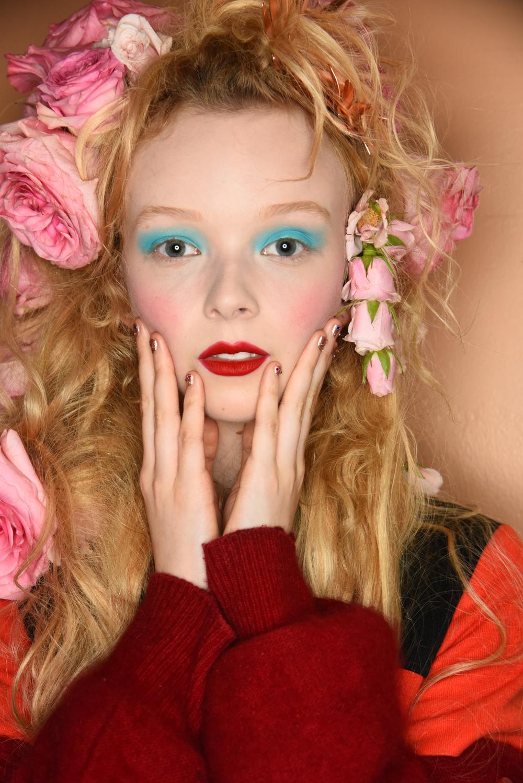 <p>Morgan Taylor for Rodarte. Lead nail artist Eichi Matsunaga.</p>