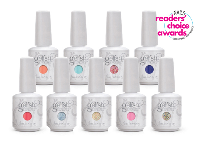 <p><strong>5. Gelish</strong>: Cinderella Collection</p>