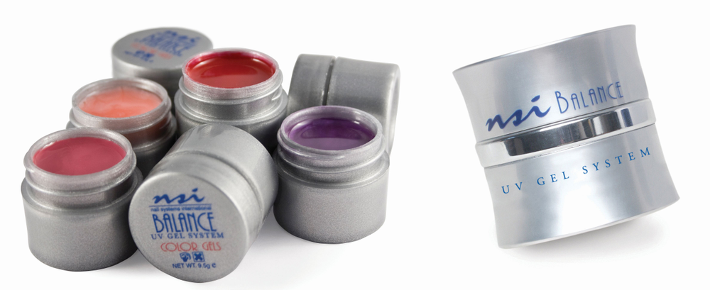 """<p>Balance is a hard gel system from <a href=""""http://www.nsinails.com/"""">NSI</a> that is versatile, odorless, and hypoallergenic. Balance offers nail techs the option of doing overlays, tips, sculpting, or indestructible pedicures. Available in over 50 different mixable colors and varying viscosity levels, techs can choose which Balance product best matches their ability and needs</p>"""