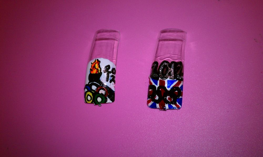 <p>Gladys Torres is a nail tech at The Nail Factory in Orange, Mass.</p>