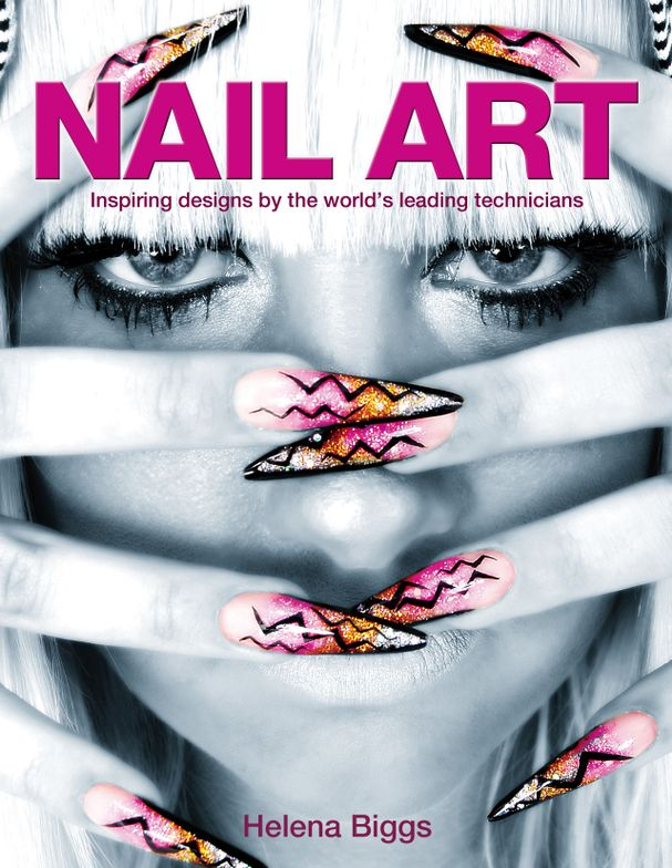 """<p><em>Nail Art: Inspiring Designs by the World's Leading Nail Technicians</em> by Helena Biggs</p> <p class=""""NoParagraphStyle""""><em>Scratch</em> magazine deputy editor Helena Biggs&rsquo; up-close access to amazing artists shows in her book. Each chapter explores a different nail style, profiling nail techs renowned for the look, plus there are step-by-steps throughout so you can try out the styles yourself.</p>"""