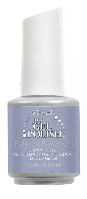 "<p>&nbsp;<a href=""http://ibdbeauty.com/"">ibd</a>Just Gel Polish Painted Pavement</p>"