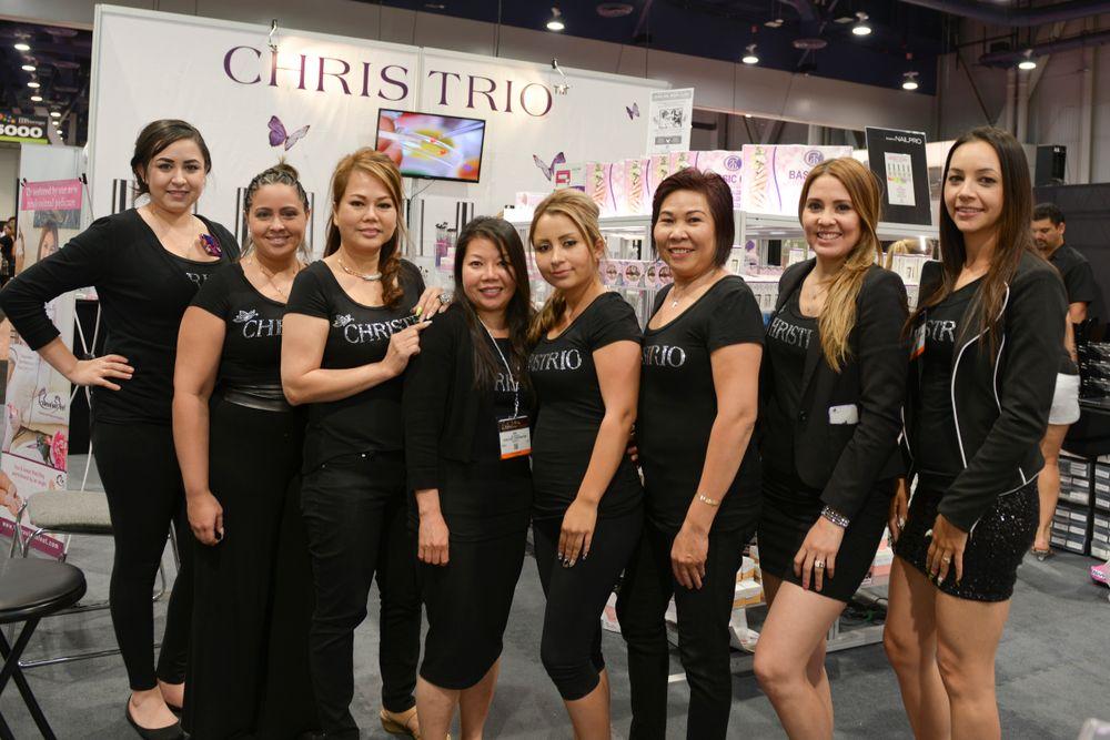 <p>Team Christrio</p>