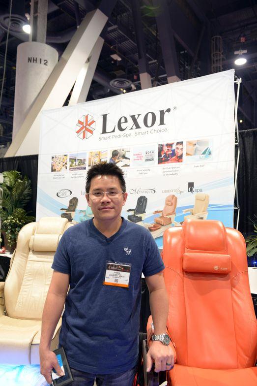 "<p><a href=""https://instagram.com/lexor_inc"">Lexor</a> sales director Hanson Truong</p>"