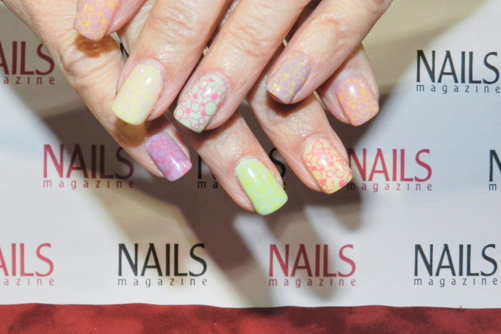 <p>Stephanie Duran, Nails to Match, Ga.</p> <p>&nbsp;</p>