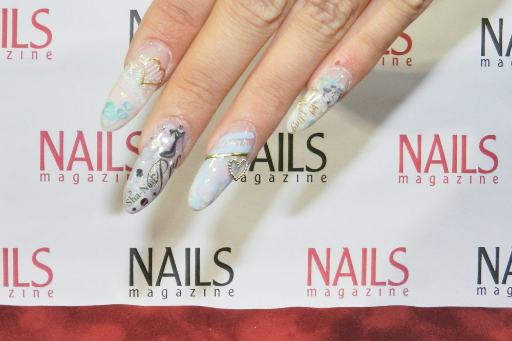 <p>Mami Griffin, NailGrafx educator</p>