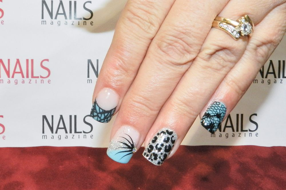 <p>Vicki Jensen, Amazing Nail Concepts educator</p>